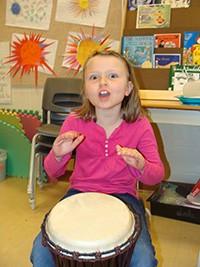 Little Drummergirl